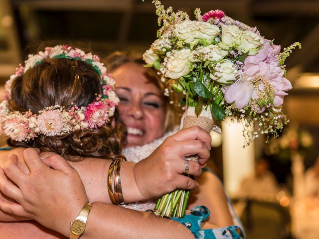 La boda de Javier y Celia en Benidorm, Alicante 43