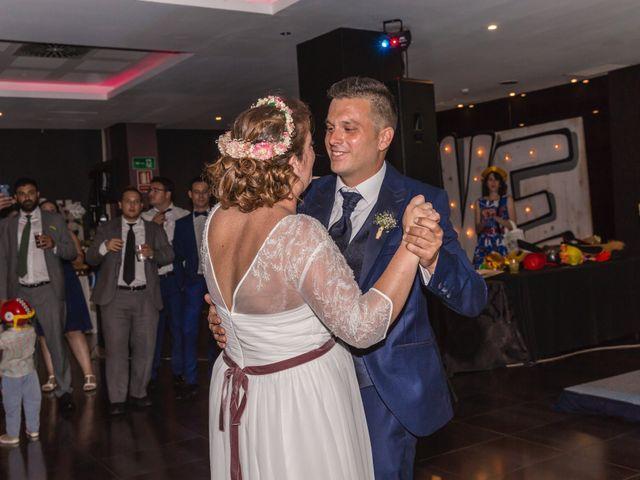La boda de Javier y Celia en Benidorm, Alicante 45