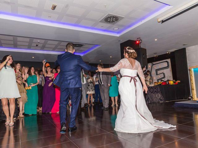 La boda de Javier y Celia en Benidorm, Alicante 46