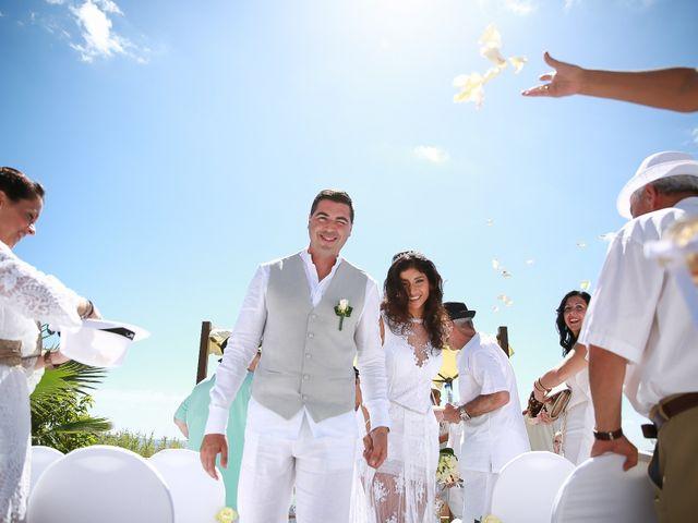 La boda de Cindy y Edu