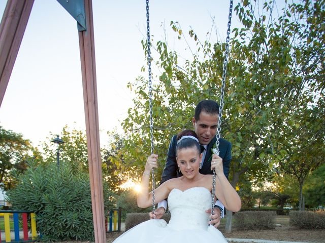 La boda de Jose y Marina en Algeciras, Cádiz 21