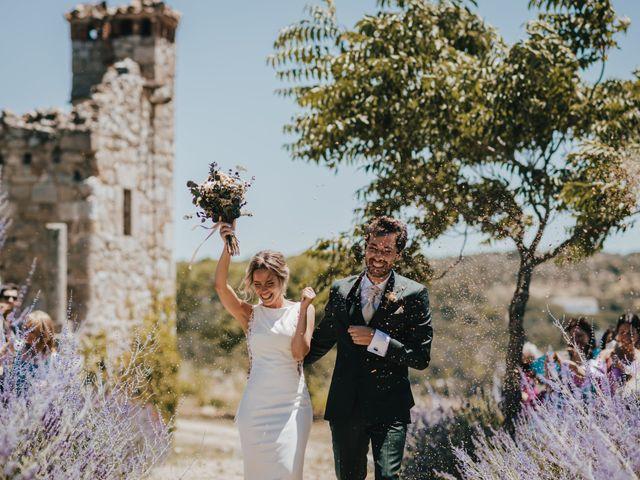 La boda de Juan y María en Torrelodones, Madrid 22
