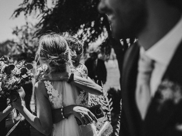 La boda de Juan y María en Torrelodones, Madrid 23