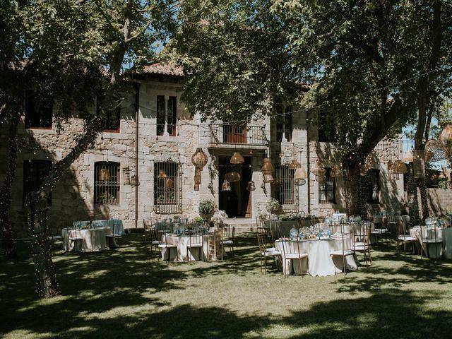 La boda de Juan y María en Torrelodones, Madrid 32