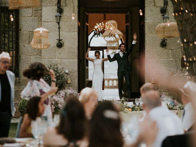 La boda de Juan y María en Torrelodones, Madrid 34