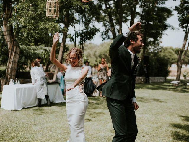 La boda de Juan y María en Torrelodones, Madrid 35