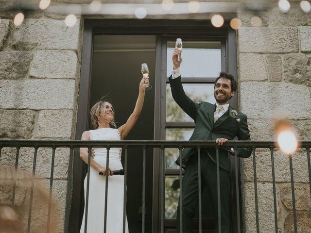 La boda de Juan y María en Torrelodones, Madrid 37