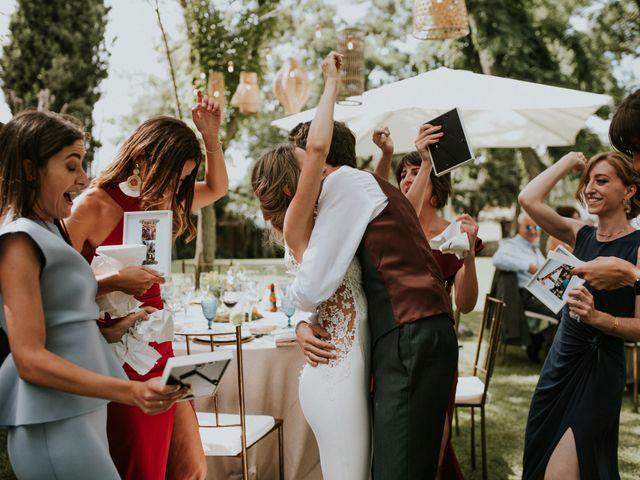 La boda de Juan y María en Torrelodones, Madrid 40