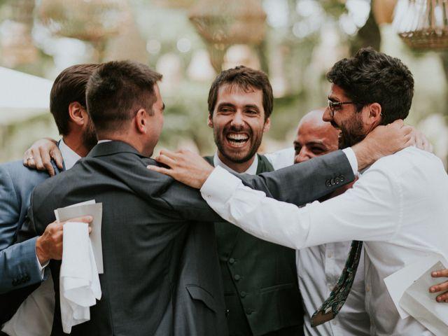 La boda de Juan y María en Torrelodones, Madrid 42