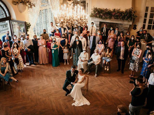 La boda de Juan y María en Torrelodones, Madrid 53