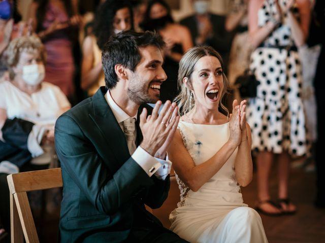 La boda de Juan y María en Torrelodones, Madrid 54