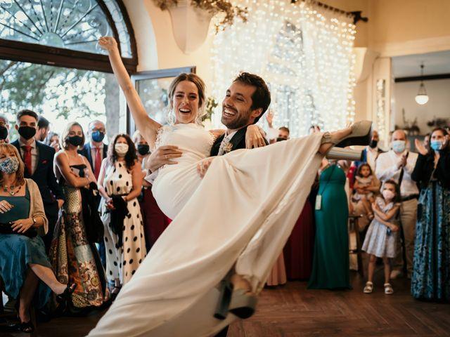 La boda de Juan y María en Torrelodones, Madrid 59