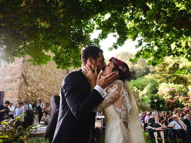 La boda de Sergio y Ana en Arbucies, Girona 10