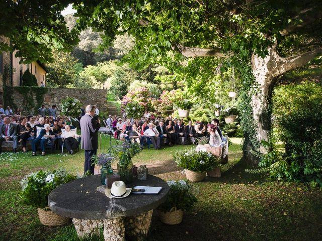 La boda de Sergio y Ana en Arbucies, Girona 11