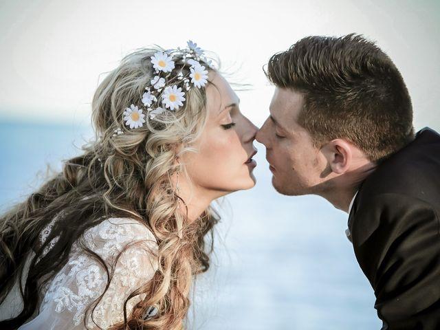 La boda de Patricia y Alex
