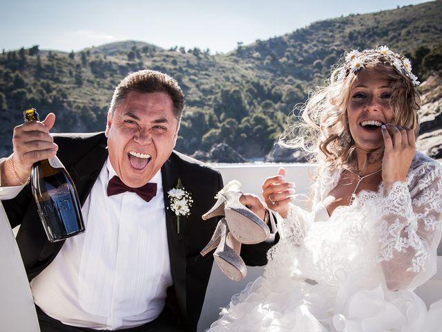 La boda de Alex y Patricia en Roses, Girona 17