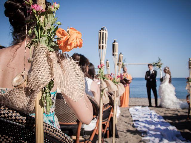 La boda de Alex y Patricia en Roses, Girona 22