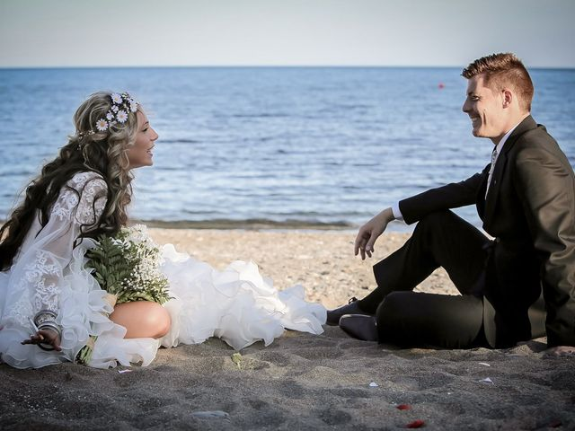 La boda de Alex y Patricia en Roses, Girona 31