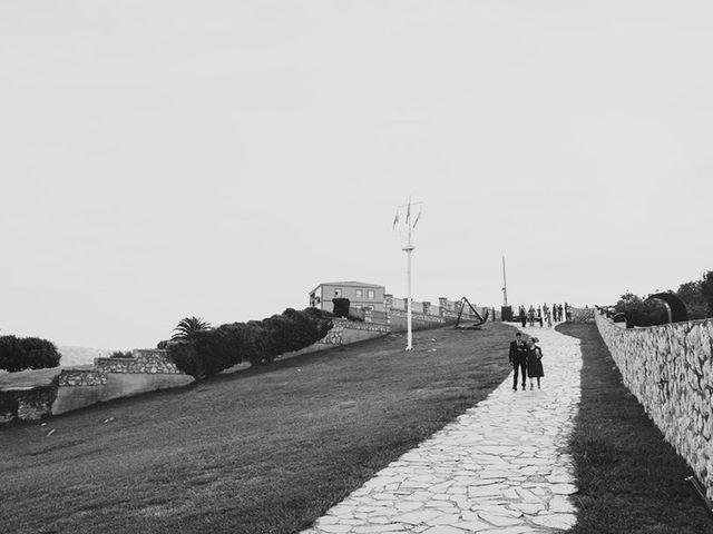 La boda de Esteban y Beatriz en Suances, Cantabria 15