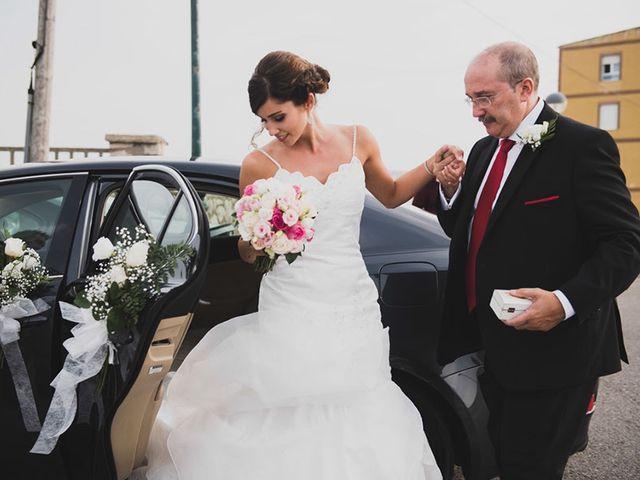 La boda de Esteban y Beatriz en Suances, Cantabria 16