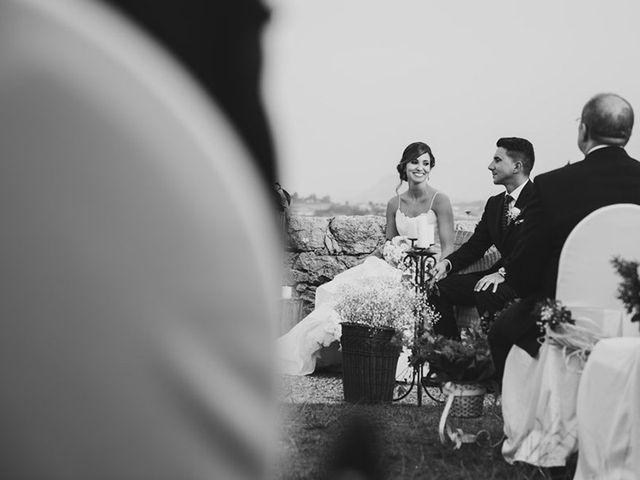 La boda de Esteban y Beatriz en Suances, Cantabria 21