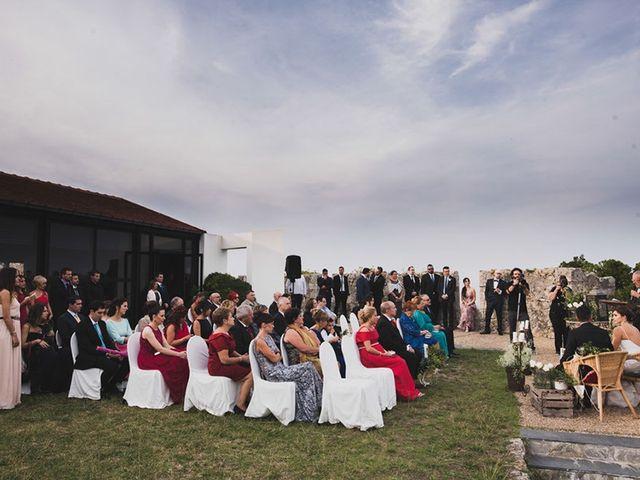 La boda de Esteban y Beatriz en Suances, Cantabria 22