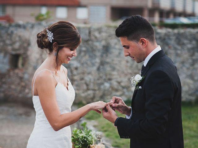 La boda de Esteban y Beatriz en Suances, Cantabria 23