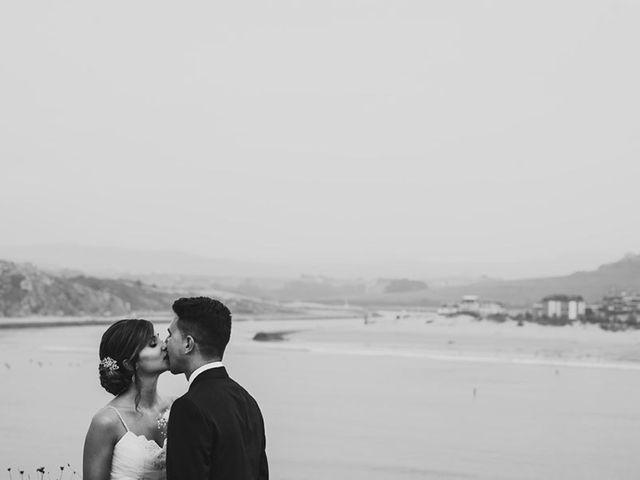 La boda de Esteban y Beatriz en Suances, Cantabria 24