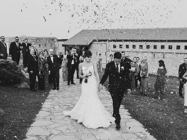La boda de Esteban y Beatriz en Suances, Cantabria 26