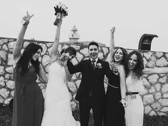 La boda de Esteban y Beatriz en Suances, Cantabria 29
