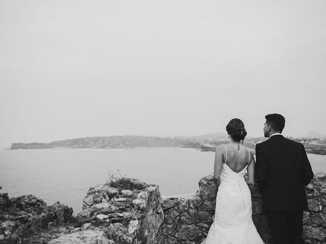 La boda de Esteban y Beatriz en Suances, Cantabria 36
