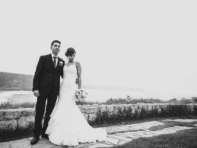 La boda de Esteban y Beatriz en Suances, Cantabria 37