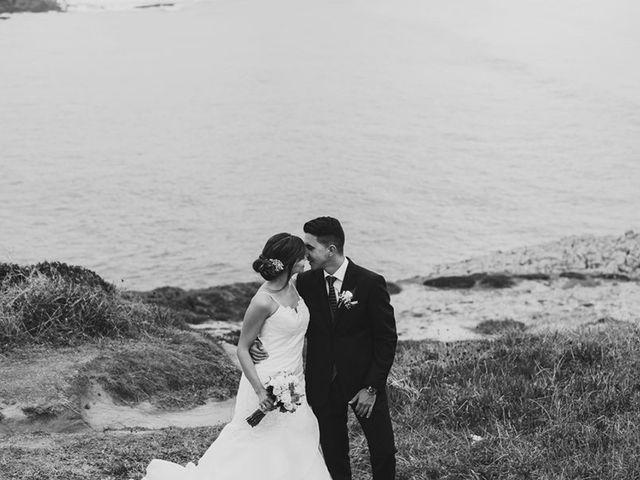 La boda de Esteban y Beatriz en Suances, Cantabria 39