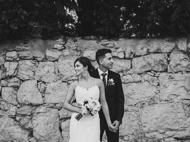 La boda de Beatriz y Esteban