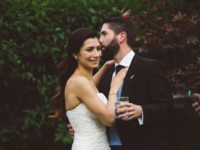 La boda de Abril y Jaime