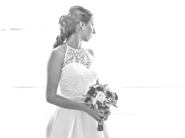 La boda de Juan Antonio y Carolina en La Algaba, Sevilla 8