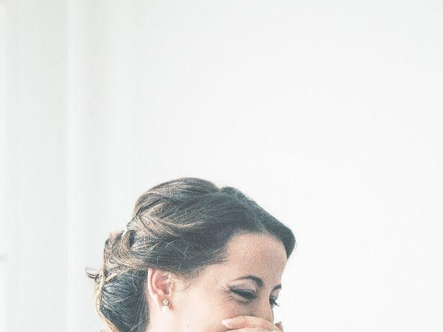 La boda de Juan Antonio y Carolina en La Algaba, Sevilla 2