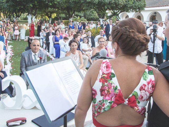 La boda de Juan Antonio y Carolina en La Algaba, Sevilla 16