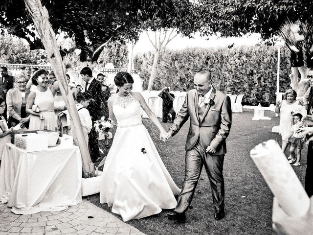 La boda de Juan Antonio y Carolina en La Algaba, Sevilla 18