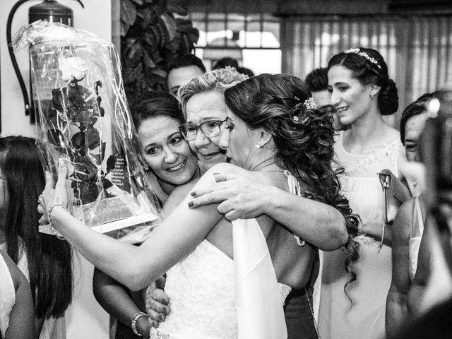 La boda de Juan Antonio y Carolina en La Algaba, Sevilla 20