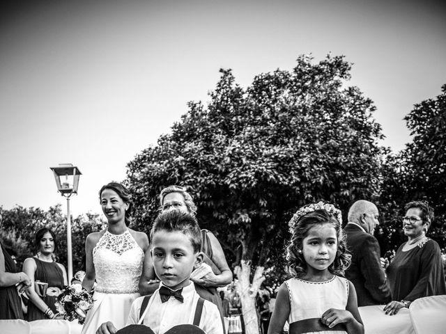 La boda de Juan Antonio y Carolina en La Algaba, Sevilla 29