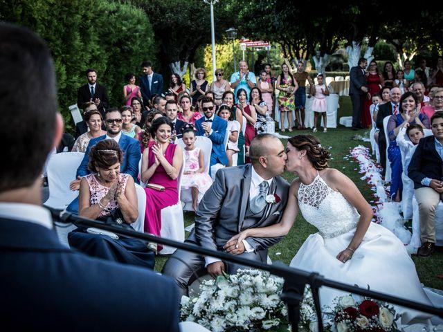 La boda de Juan Antonio y Carolina en La Algaba, Sevilla 30