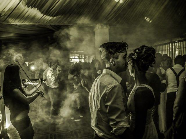 La boda de Juan Antonio y Carolina en La Algaba, Sevilla 35