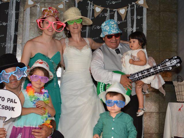 La boda de Chema y Blanca en Siones, Burgos 1
