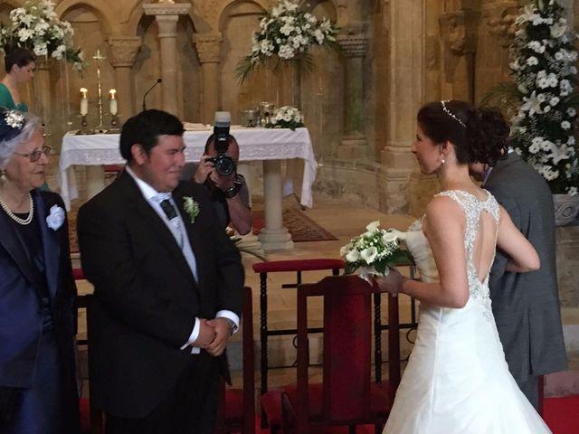 La boda de Chema y Blanca en Siones, Burgos 4