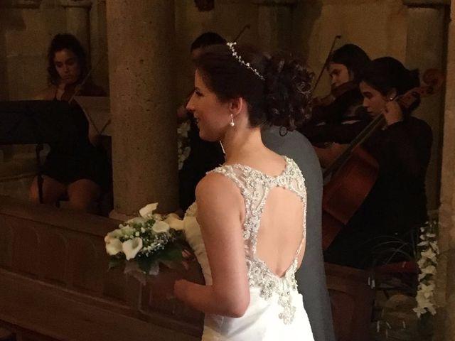 La boda de Chema y Blanca en Siones, Burgos 6