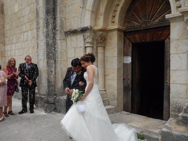La boda de Chema y Blanca en Siones, Burgos 8