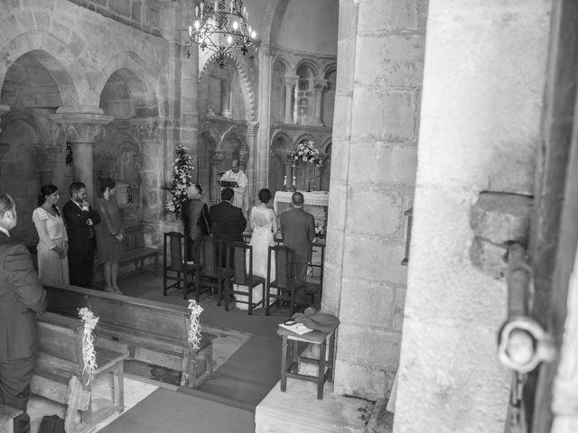 La boda de Chema y Blanca en Siones, Burgos 9