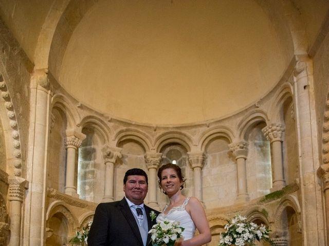 La boda de Chema y Blanca en Siones, Burgos 10