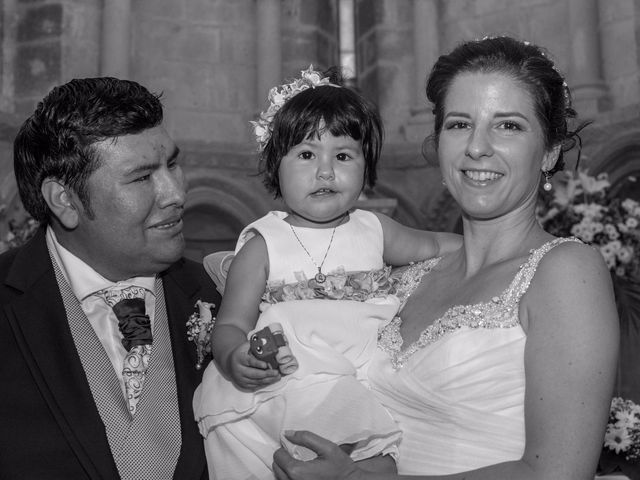 La boda de Chema y Blanca en Siones, Burgos 11